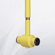 Кран шаровый полнопроходной для подземной установки