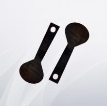 Заглушка стальная с хвостовиком
